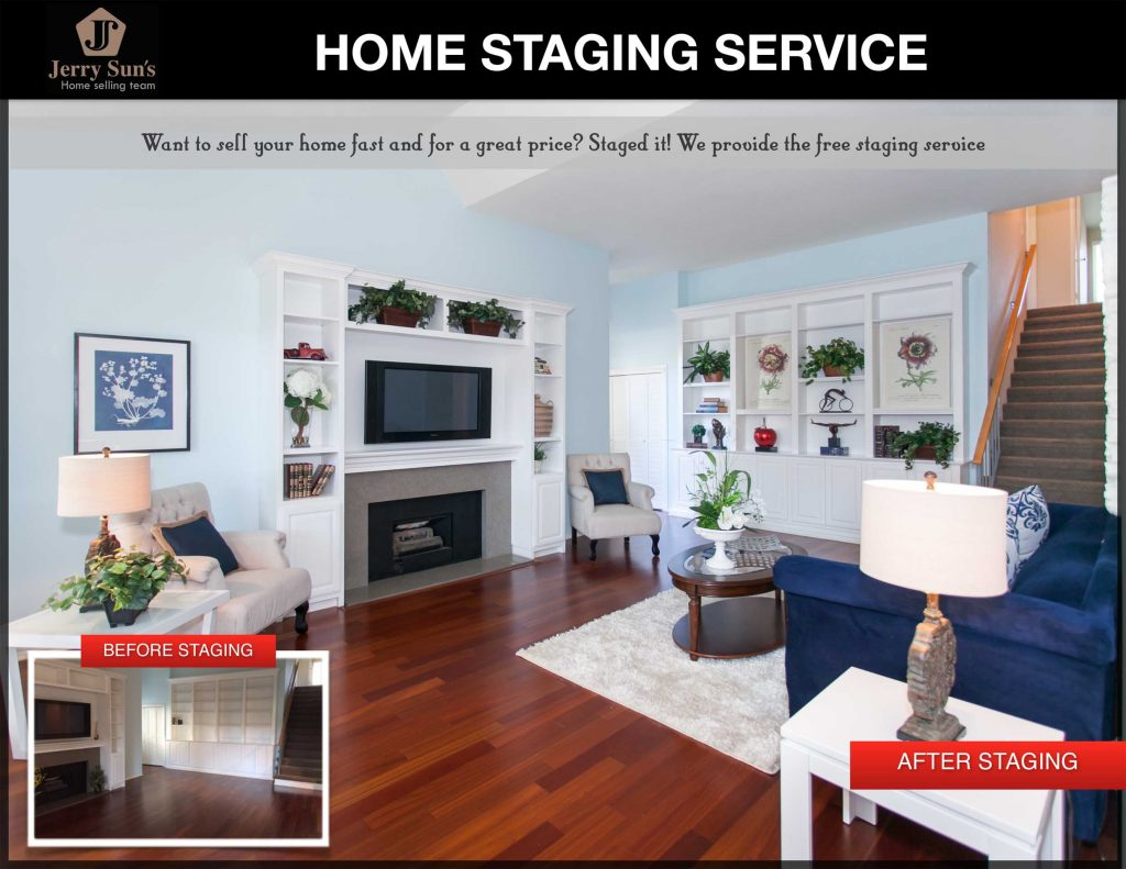 home staging is the key jerry sun. Black Bedroom Furniture Sets. Home Design Ideas