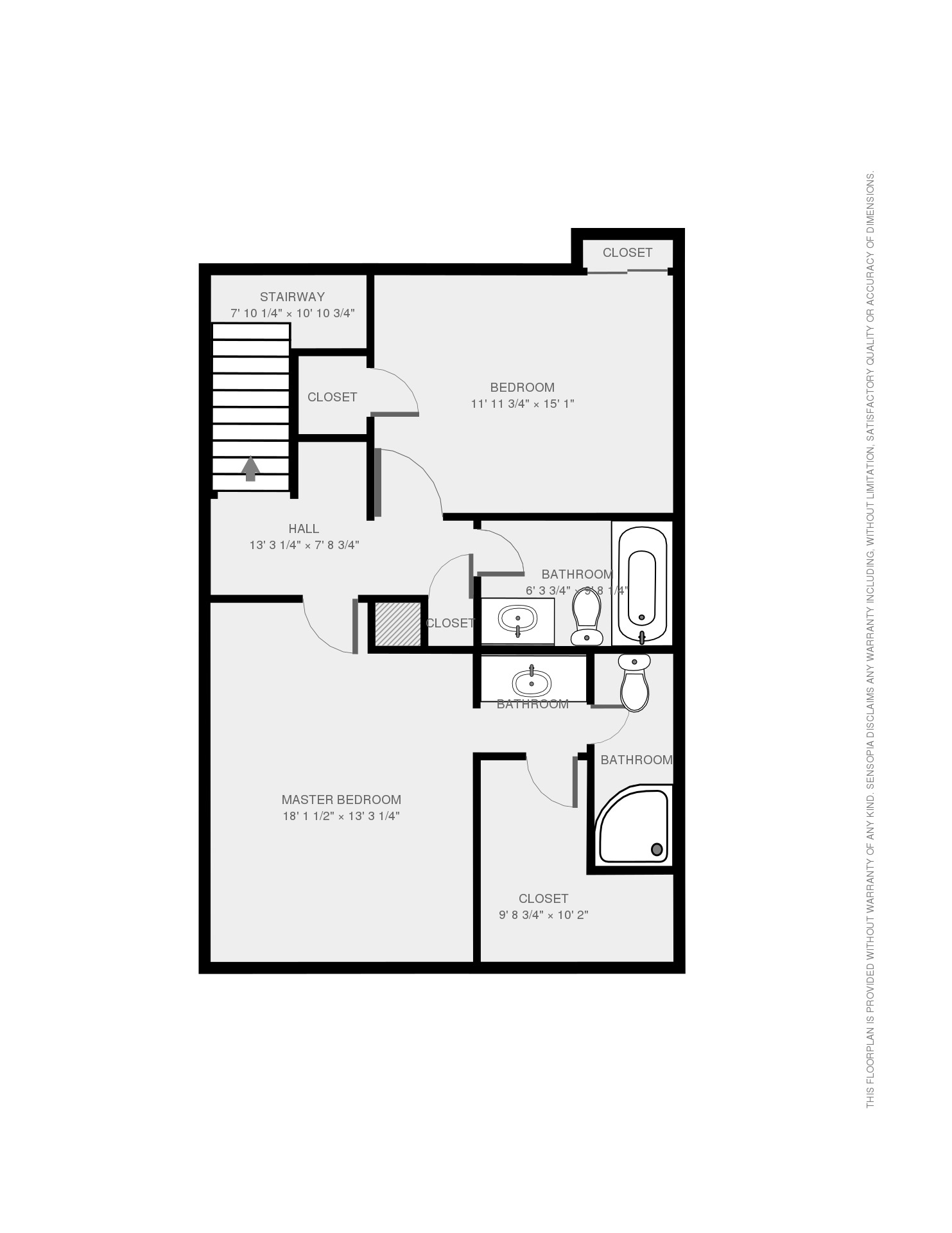 1231 Golden West -2D Floor Plan with dimension-1st Floor ...