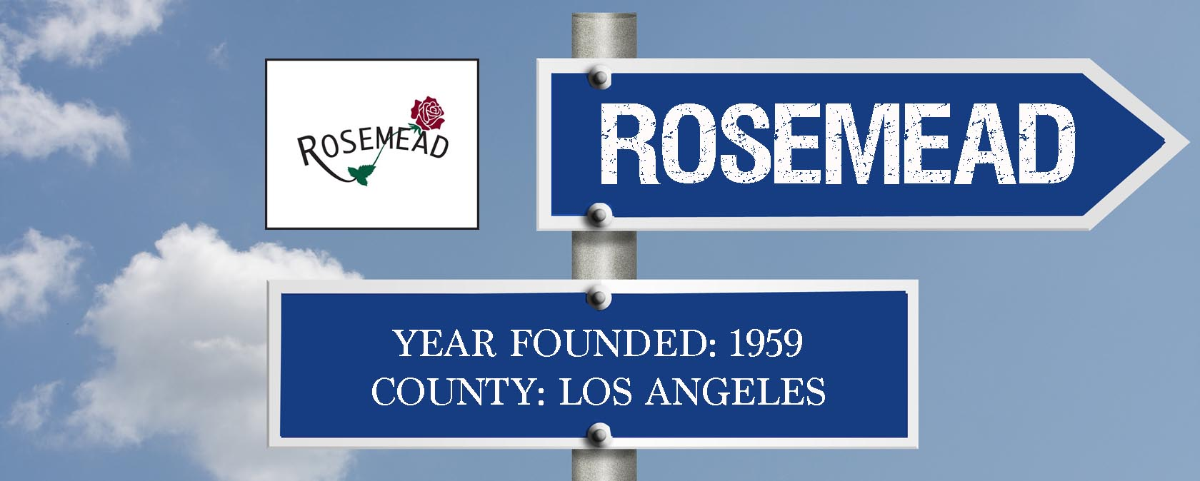 city sign-ROSEMEAD