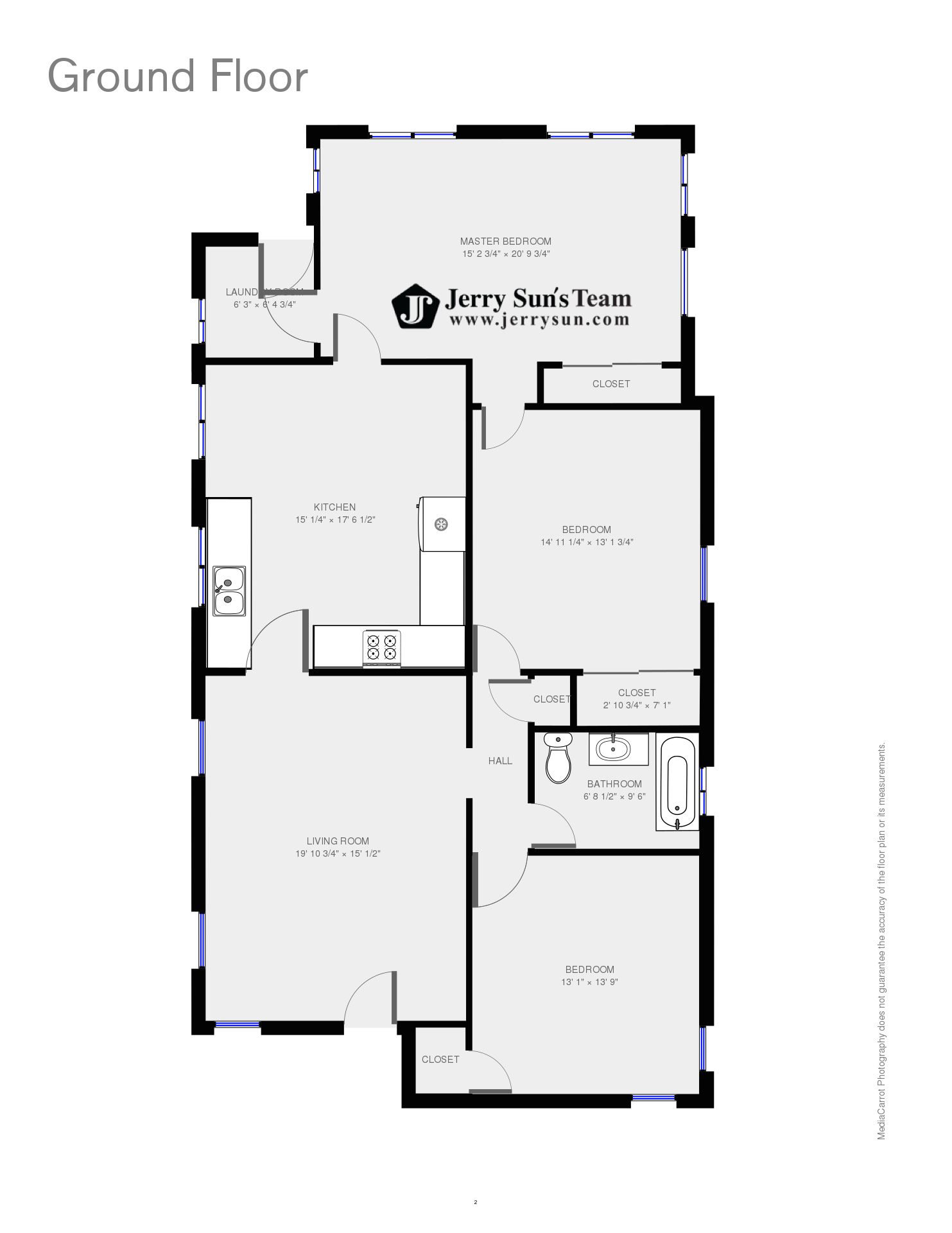2d Floor Plan With Dimension Jerry Sun