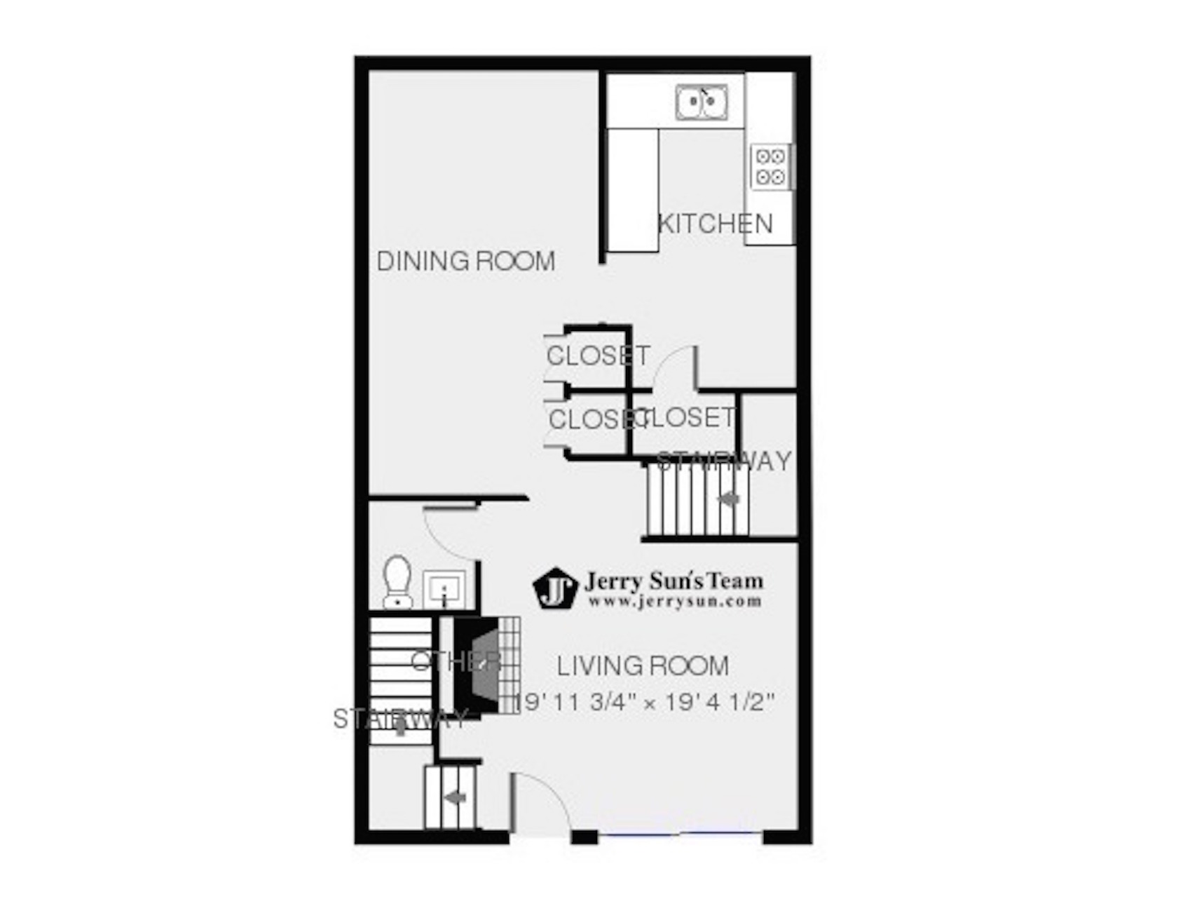 2 floor plan 7 buy home la for Buy floor plan